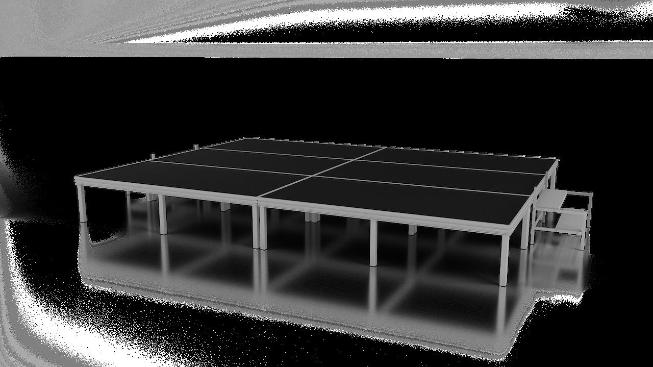 Executive Stage basic setup