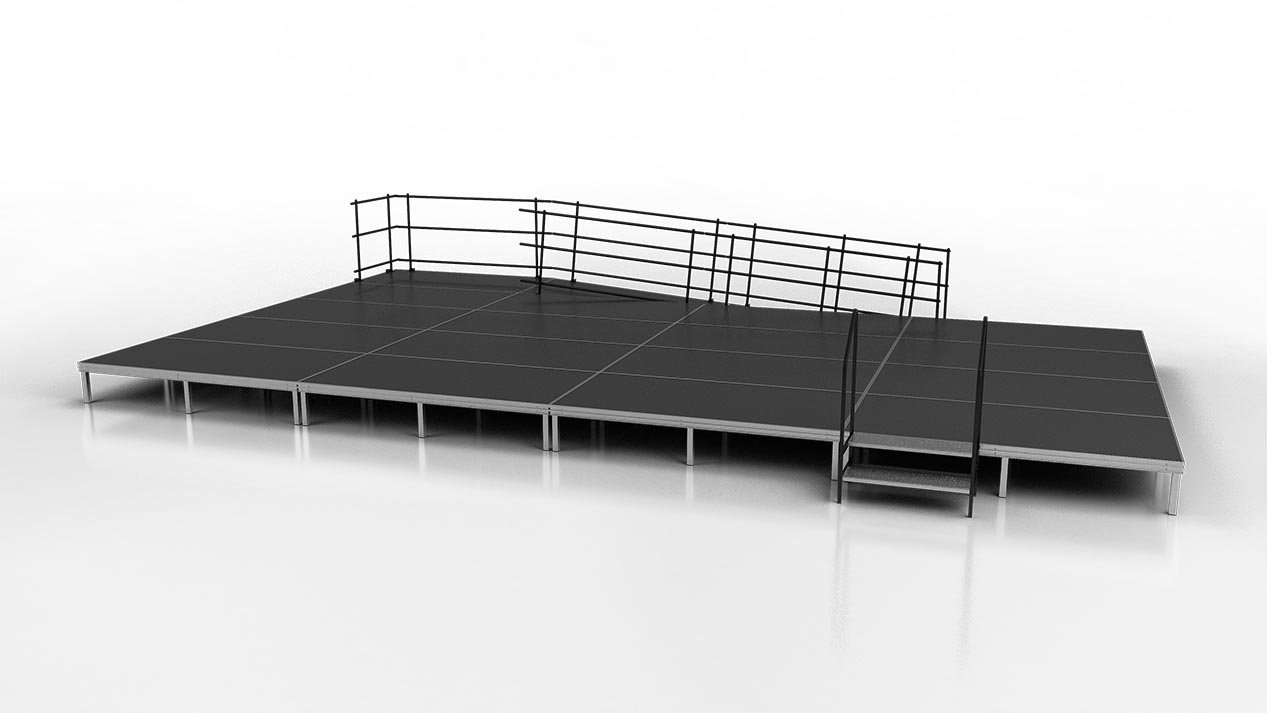 Executive Stage Large setup package