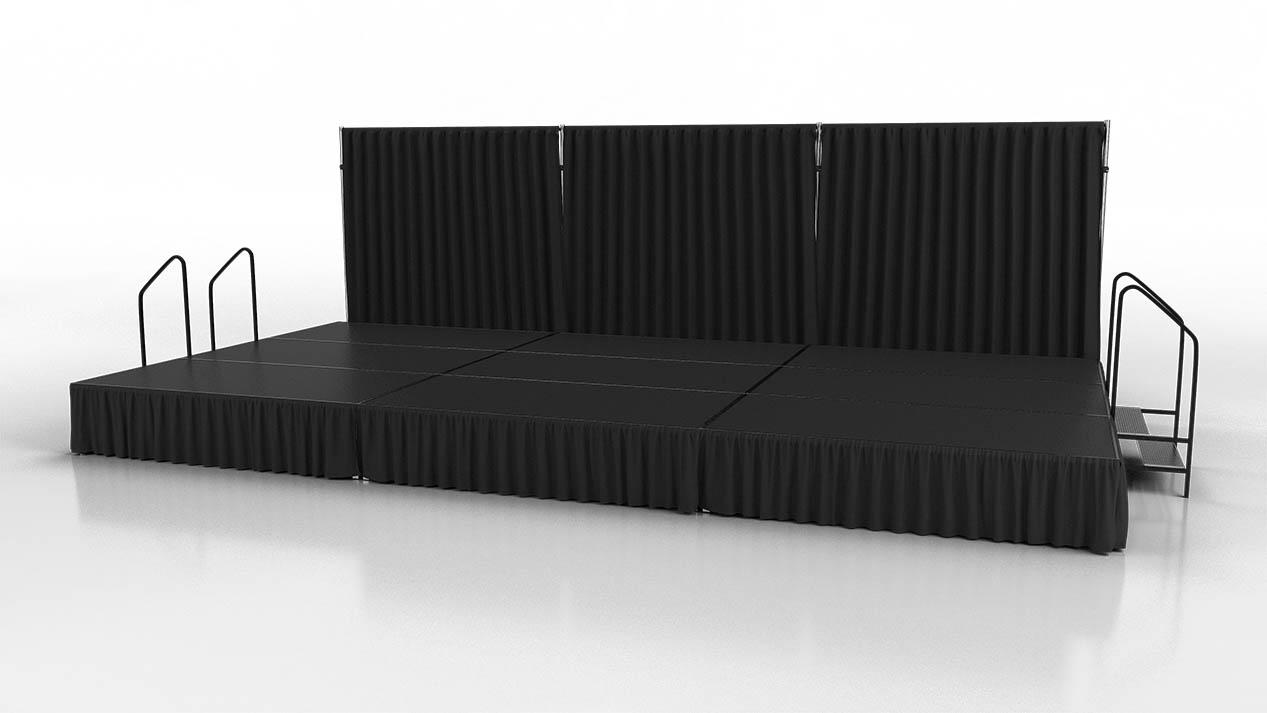 Executive Stage medium setup package